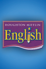 Houghton Mifflin English Textbooks