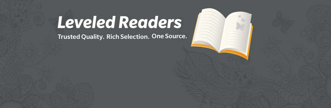 Leveled Readers Landing Page
