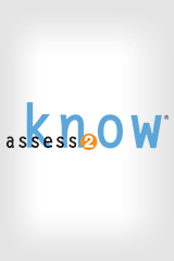 Assess2Know® Benchmark Item Bank