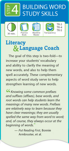 Literacy and Language Coach