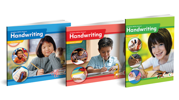 Houghton Mifflin Harcourt Handwriting