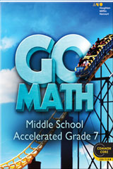 GO Math! Accelerated Grade 7