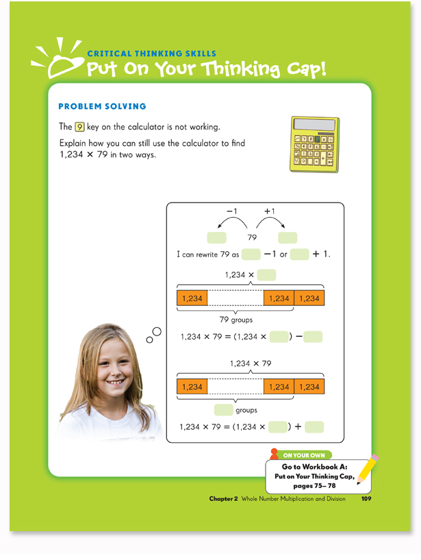 Math in Focus Grades K–8 | Singapore Math Curriculum