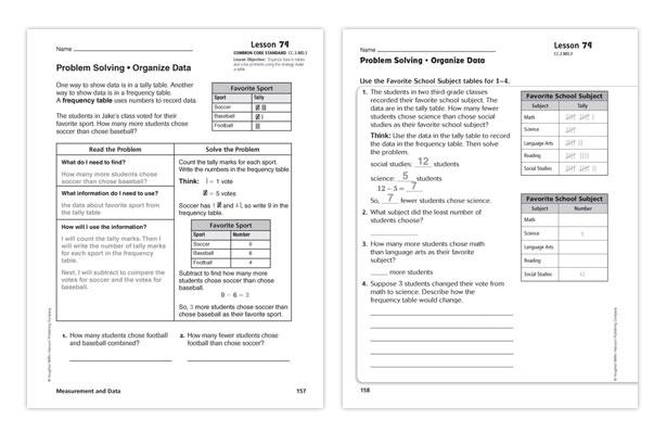 On Core Mathematics - Common Core Math Curriculums