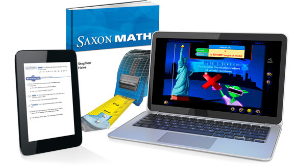 Saxon math textbooks and digital programs for grades k 12 saxon math is a trademark of houghton mifflin harcourt fandeluxe Images