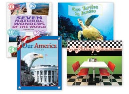 Leveled Readers Science and Social Studies