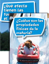 Physical Science Reader Pack Grade 5 (Spanish)