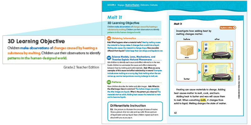 HMH Science Dimensions | NGSS Science Curriculum
