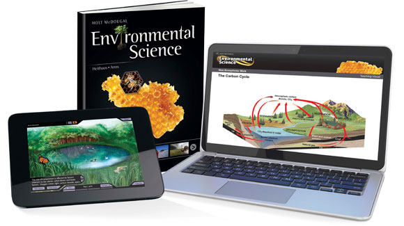 Holt mcdougal environmental science textbooks environmental science fandeluxe Choice Image