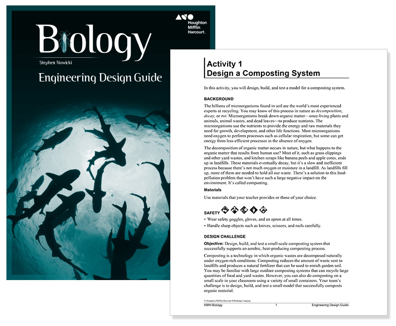 Biology Design Guide