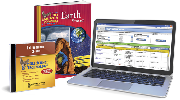 Holt Science & Technology Middle School Curriculums