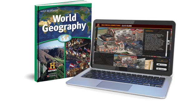 World Geography Homeschool Beauty Shot