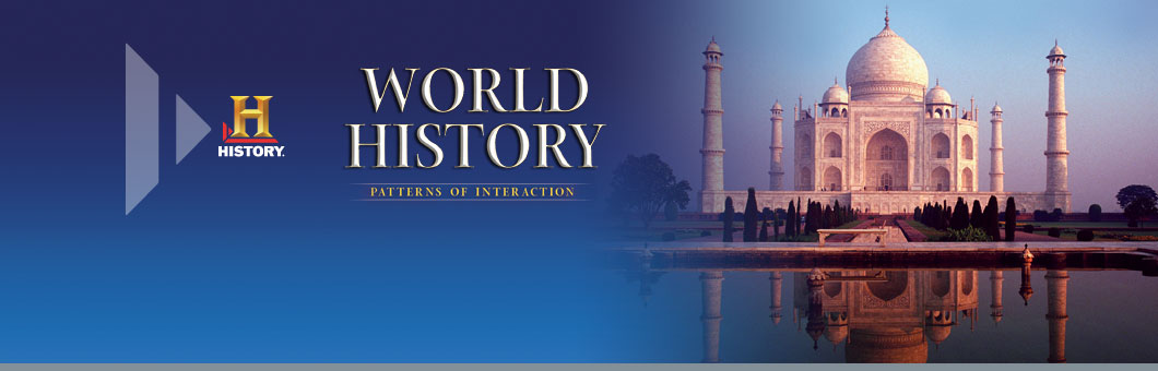 World History Poi: Mcdougal Littell World History Patterns Of Interaction Worksheets At Alzheimers-prions.com