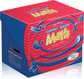 Summer Success Math Kit