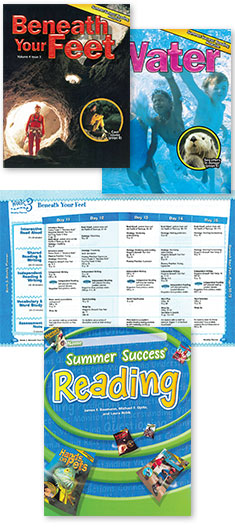 Features Summer Success Reading
