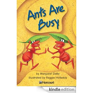 Ants Are Busy