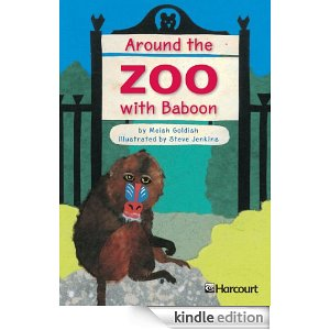 Around the Zoo with Baboon