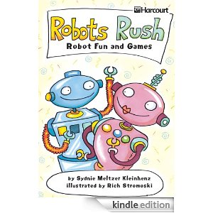 Robots Rush: Robot Fun and Games