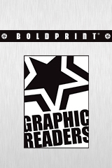 BOLDPRINT Kids Graphic Readers (K-3)