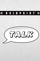 BOLDPRINT Talk (4-8)