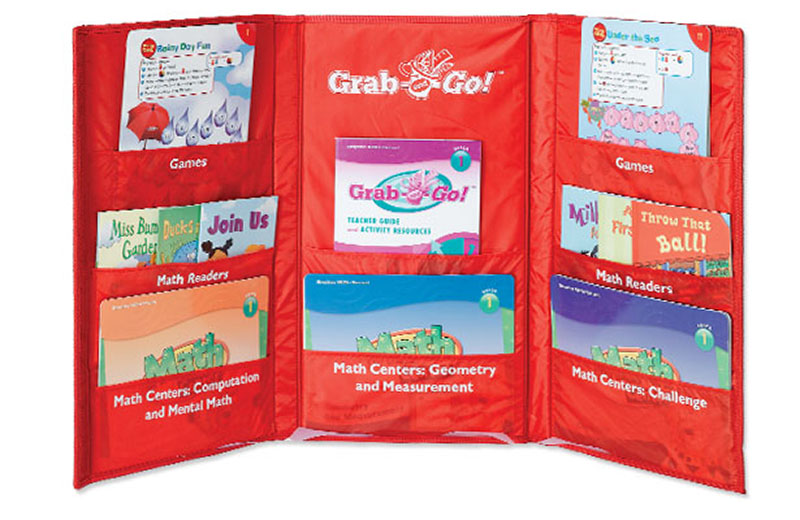 Go math elementary and middle school math curriculums grab and go differentiated centers kits fandeluxe Gallery