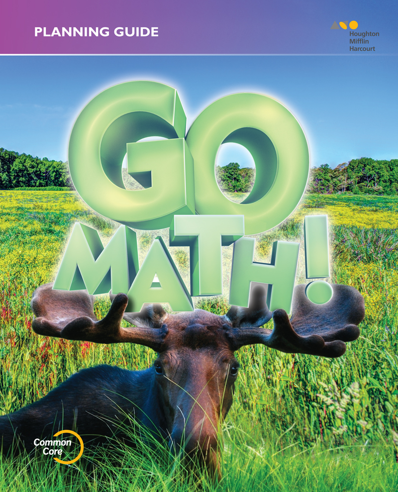 GO Math! Elementary and Middle School Math Curriculums