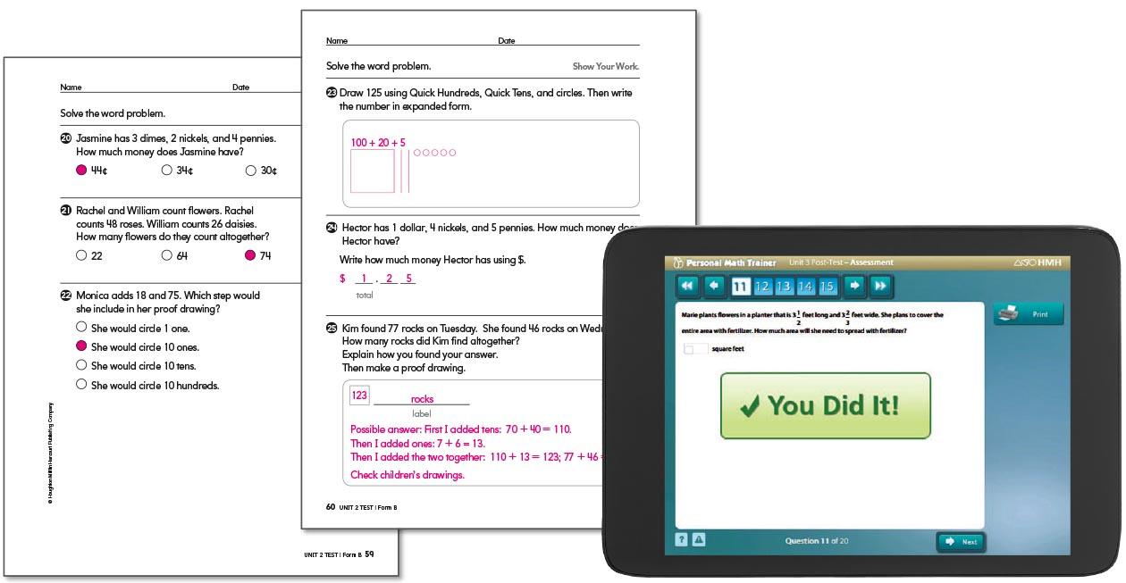 Workbooks harcourt math grade 4 practice workbook answers : Math Expressions | Math Curricula for Grades K-6
